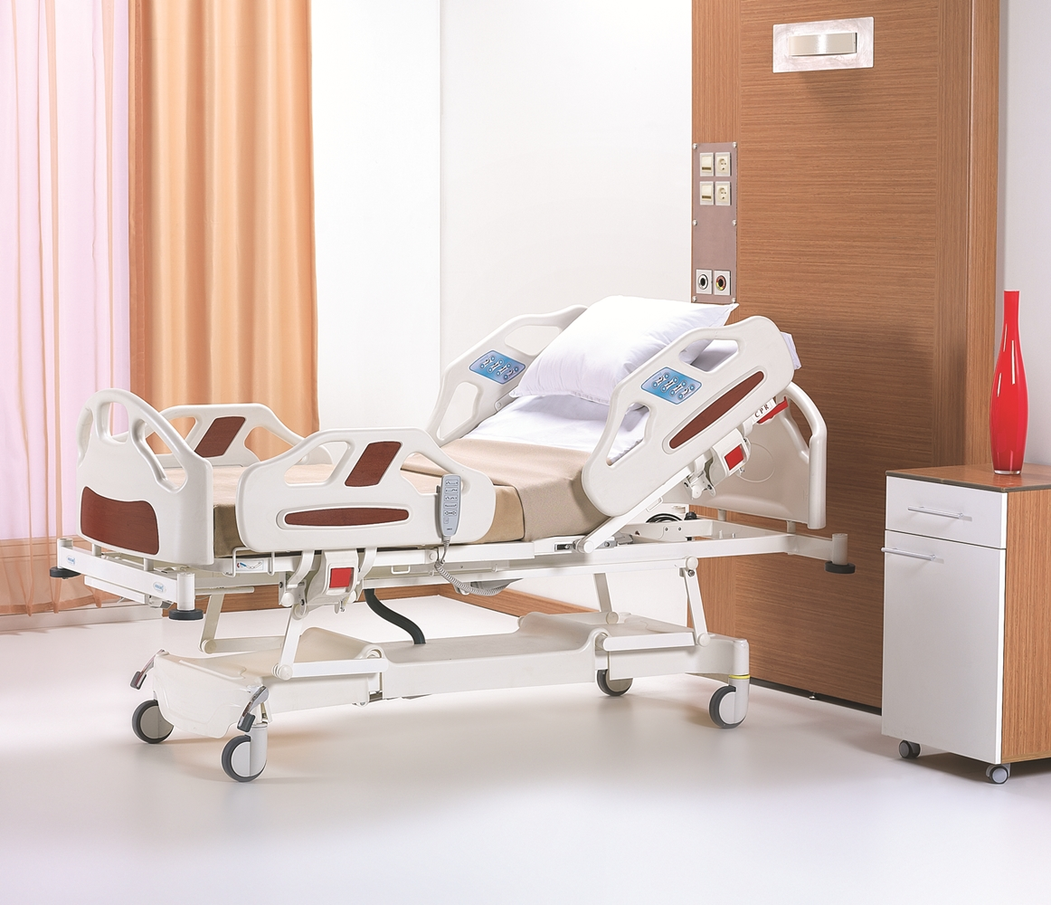 Cardiac chair hospital bed - Previous Next