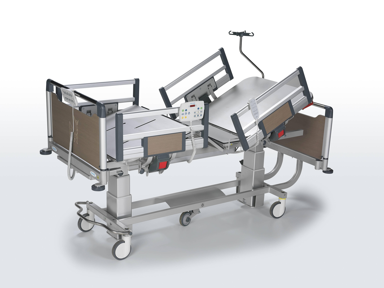 Nitro hb 5130 letto a colonna con 4 motor e bilancia per terapia intensiva nitrocare - Toro e bilancia a letto ...